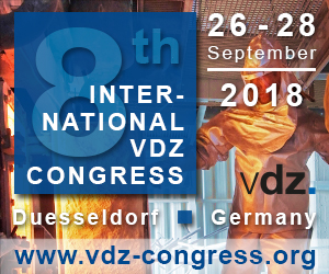 8th International VDZ Congress, 26 - 28 September 2018, Dusseldorf, Germany