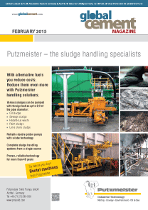 Global Cement Magazine - February 2015