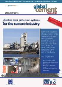 Global Cement Magazine - January 2015