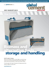 Global Cement Magazine - July - August 2015