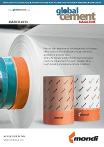 Global Cement Magazine - March 2015