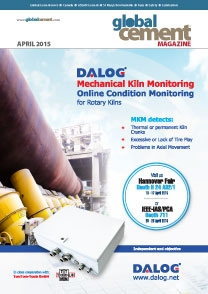 Global Cement Magazine - April 2015