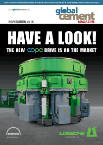 Global Cement Magazine - November 2015