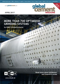Global Cement Magazine - April 2017