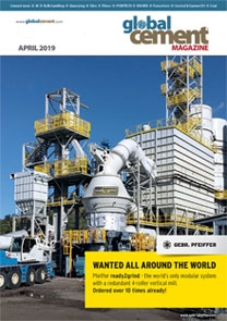 Global Cement Magazine - April 2019