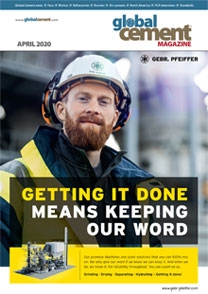 Global Cement Magazine - April 2020