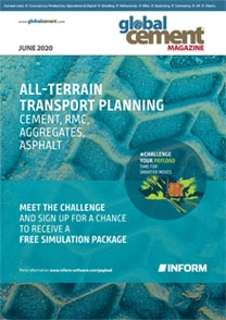 Global Cement Magazine - June 2020