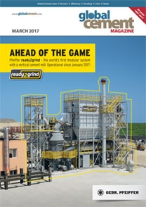Global Cement Magazine - March 2017