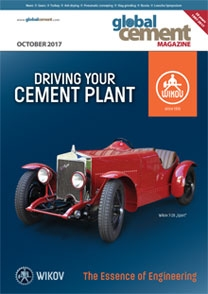 Global Cement Magazine - October 2017