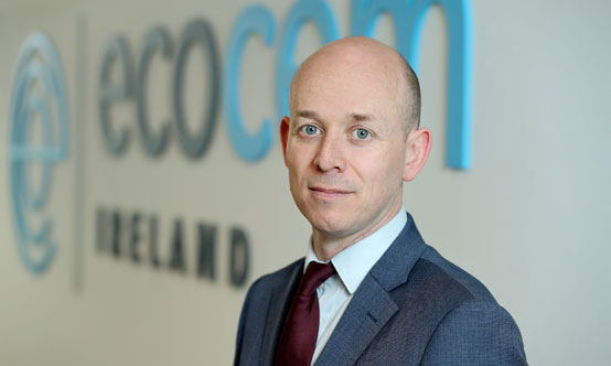 Micheal McKittrick has been Ecocem's Managing Director for Northern Europe with responsibility for the Irish, UK and Benelux markets, since May 2019.