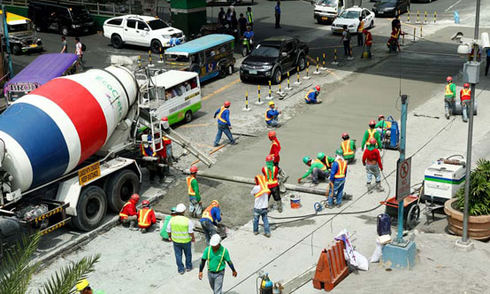 Cemex has been active in the Filipino cement sector since 1997. Source: Cemex Philippines website.