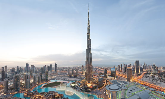 Dubai is one of the UAE's most iconic Emirates.