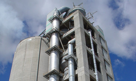 The St Marys Cement Bowmanville plant, Canada's largest producer of clinker