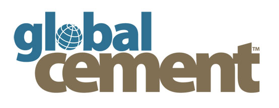 Global Cement TM logo