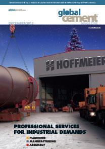 Global Cement Magazine - December 2013