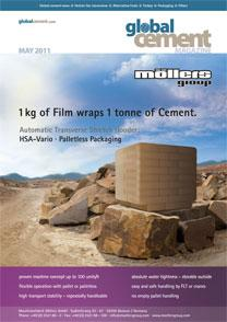 Global Cement Magazine - May 2011