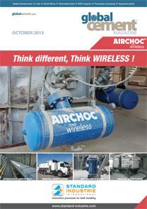 Global Cement Magazine - October 2013